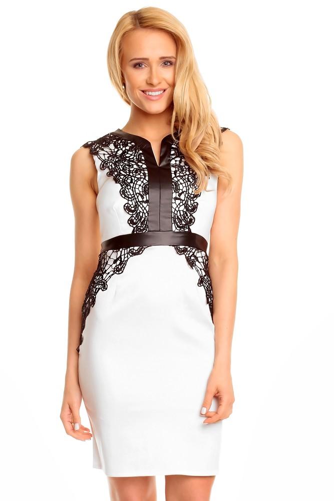 4605d037f52f Elegantní pouzdrové šaty - Mayaadi - Večerní šaty a koktejlové šaty - i ...