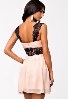 a8f79ecececd Plesové šaty krátké - DAMSON - Večerní šaty a koktejlové šaty - i ...