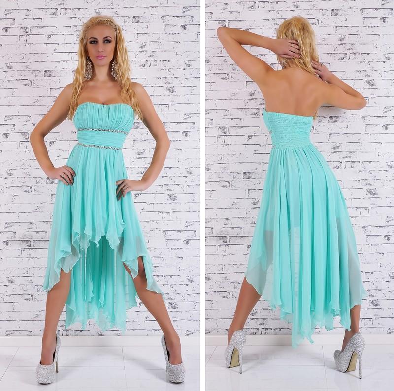 670a78c2242e Společenské mentolové šaty - EU - Večerní šaty a koktejlové šaty - i ...