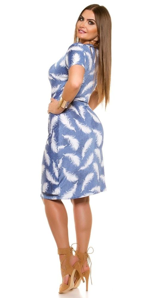b83fd9b2faa8 Zavinovacie šaty pre plnoštíhle - Koucla - Šaty pre plnoštíhle ...