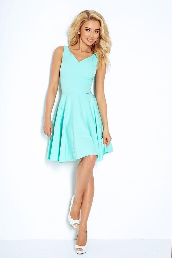 a5450710c34a Letné elegantné šaty 114-1 - Numoco - Večerné šaty a koktejlové šaty ...
