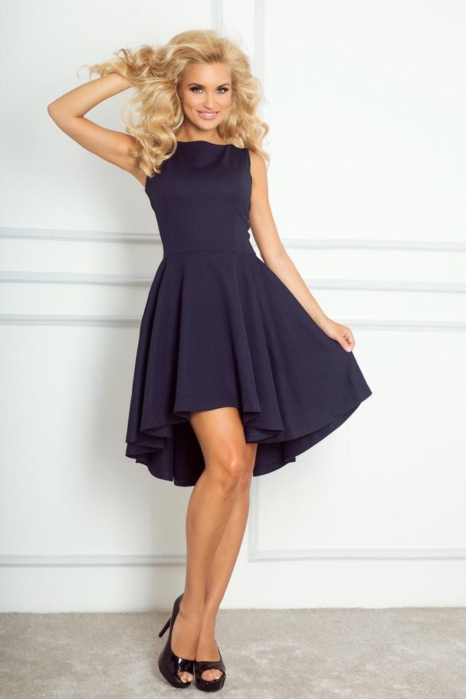 9df2bce13d6c Elegantní asymetrické šaty 66-1 - Numoco - Večerní šaty a koktejlové ...