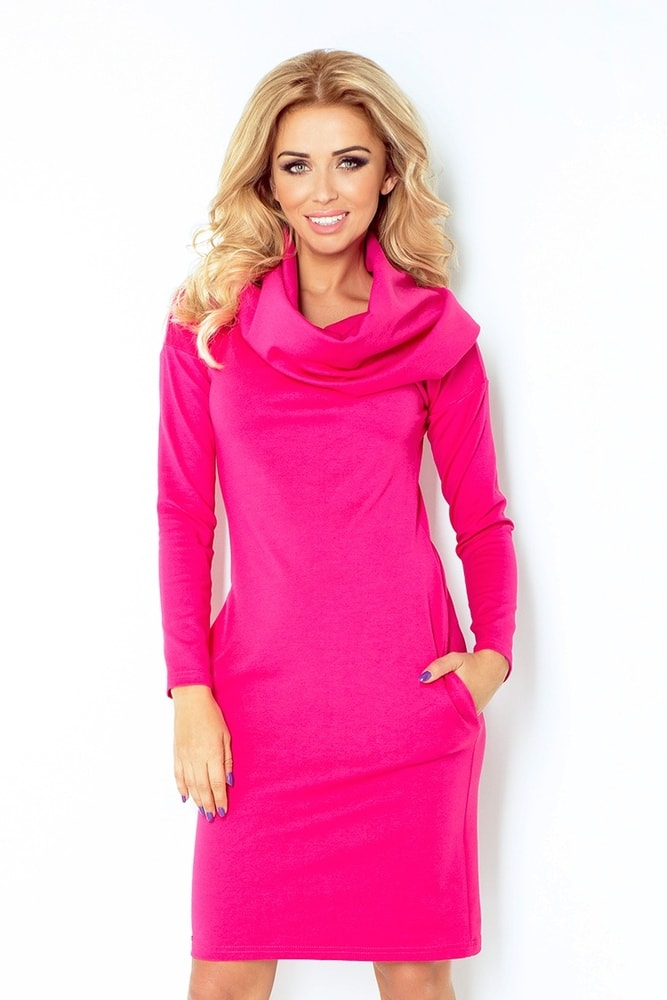 d1b70a84c2d6 Dámske jesenné šaty 131-6 - Numoco - Business šaty - vasa-moda.sk