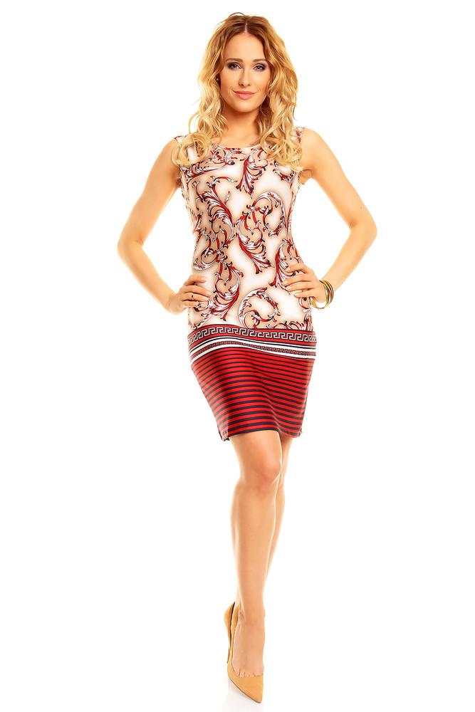 bf219bc441a2 Elegantné letné šaty - Sweet Miss - Krátke letné šaty - vasa-moda.sk