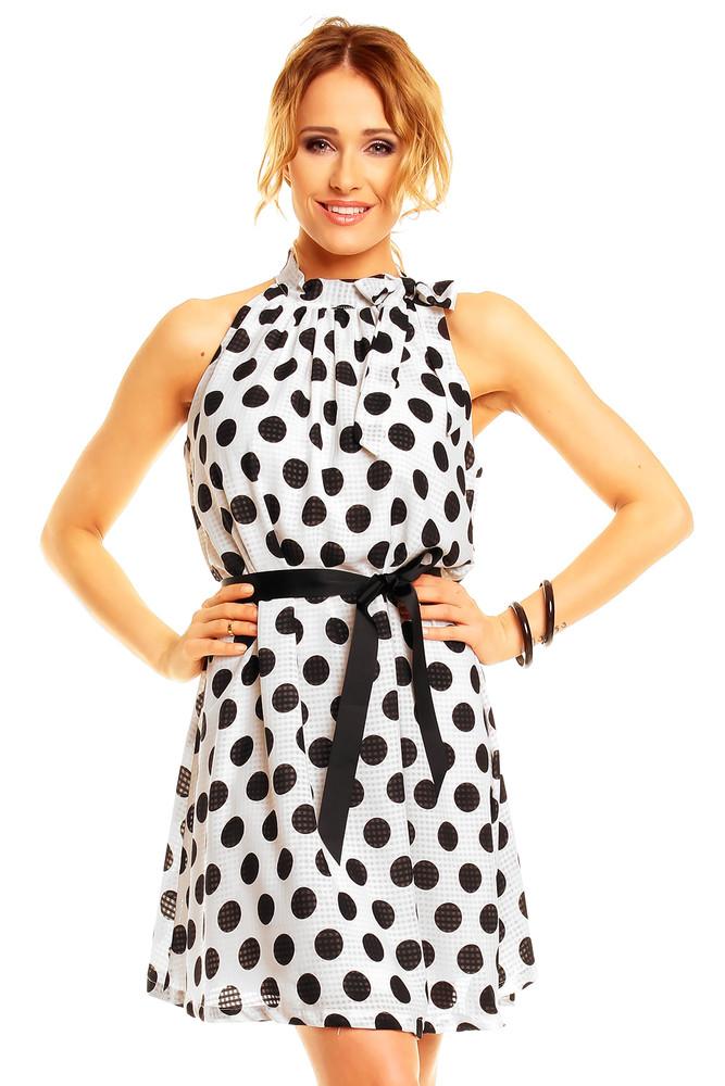 90e63de4c654 Retro šaty dámske - Sweet Miss - Krátke letné šaty - vasa-moda.sk