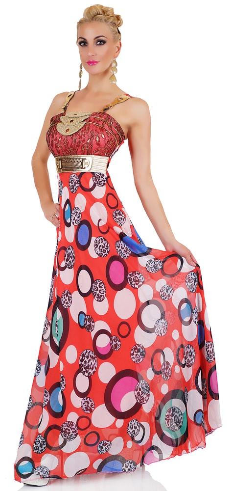 51f3e15d2f65 Extravagantné dámske šaty - červené - EU - Večerné šaty a koktejlové ...