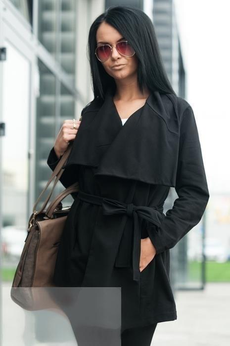 137bb93f8638 Elegantný dámsky kabátik - EU - Dámske kabáty - vasa-moda.sk