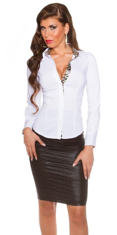 48087cfefd90 Elegantní dámská košile - II. jakost - Koucla - Výpredaj oblečenia ...