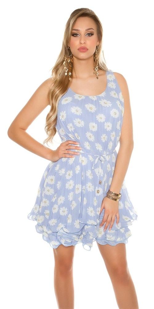 e37d0f6a1ab0 Romantické letné šaty - Koucla - Krátke letné šaty - vasa-moda.sk