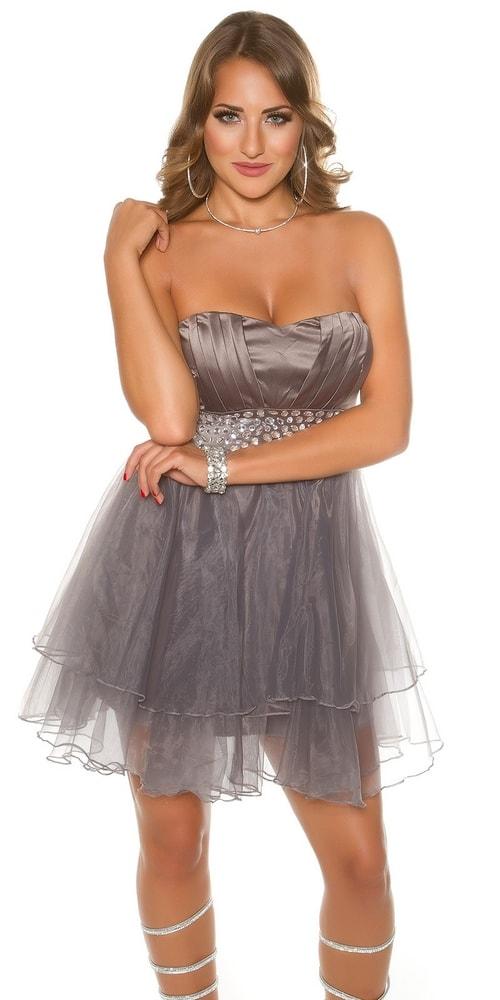 529e6d485b73 Šaty na ples krátké - Koucla - Večerní šaty a koktejlové šaty - i ...