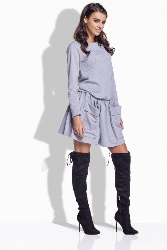 908c3d1a8bc8 Bavlnené šaty s vreckami - Lemoniade - Šaty pre voľný čas - vasa-moda.sk