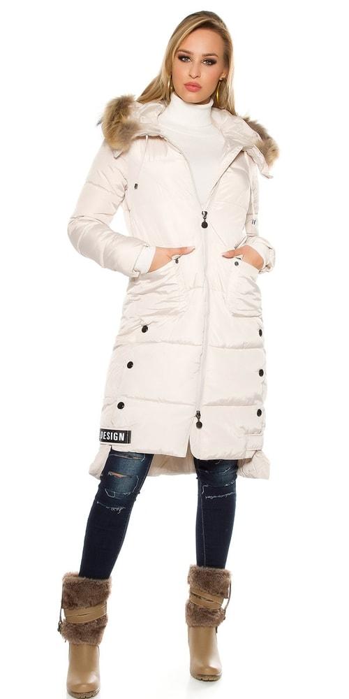 dbba4ac5b1 Dámsky zimný kabát - Koucla - Dámske kabáty zimné - vasa-moda.sk