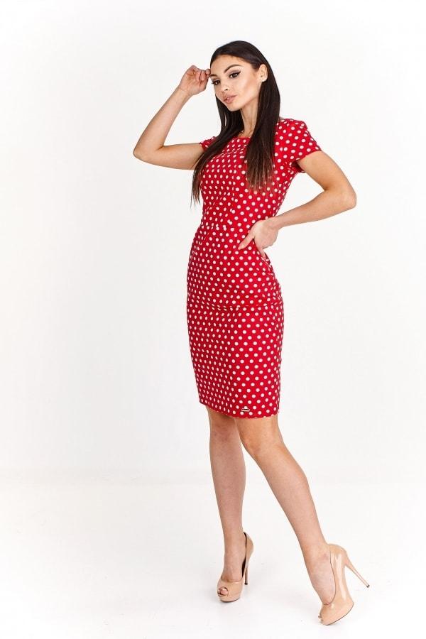 1064a9387 Dámske šaty - Bergamo - Krátke letné šaty - vasa-moda.sk