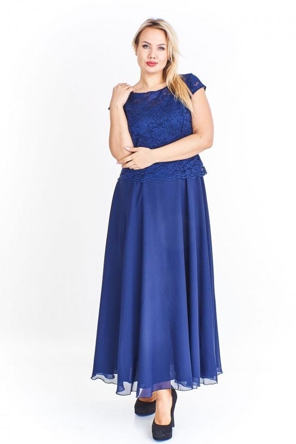 d91892b34bab Dámské večerní šaty - Ptakmoda - Společenské šaty pro plnoštíhlé - i ...