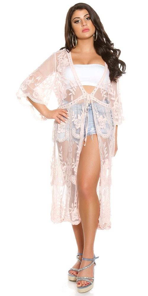 c1153dc0f02b Plážové kimono. Home ›  Dámske oblečenie ›  Dámske tuniky ...