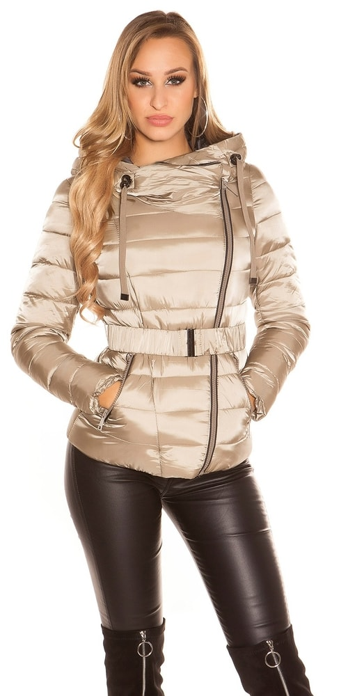 433311174185 Dámska zimná bunda s kapucňou - Koucla - Bundy dámske zimné - vasa ...