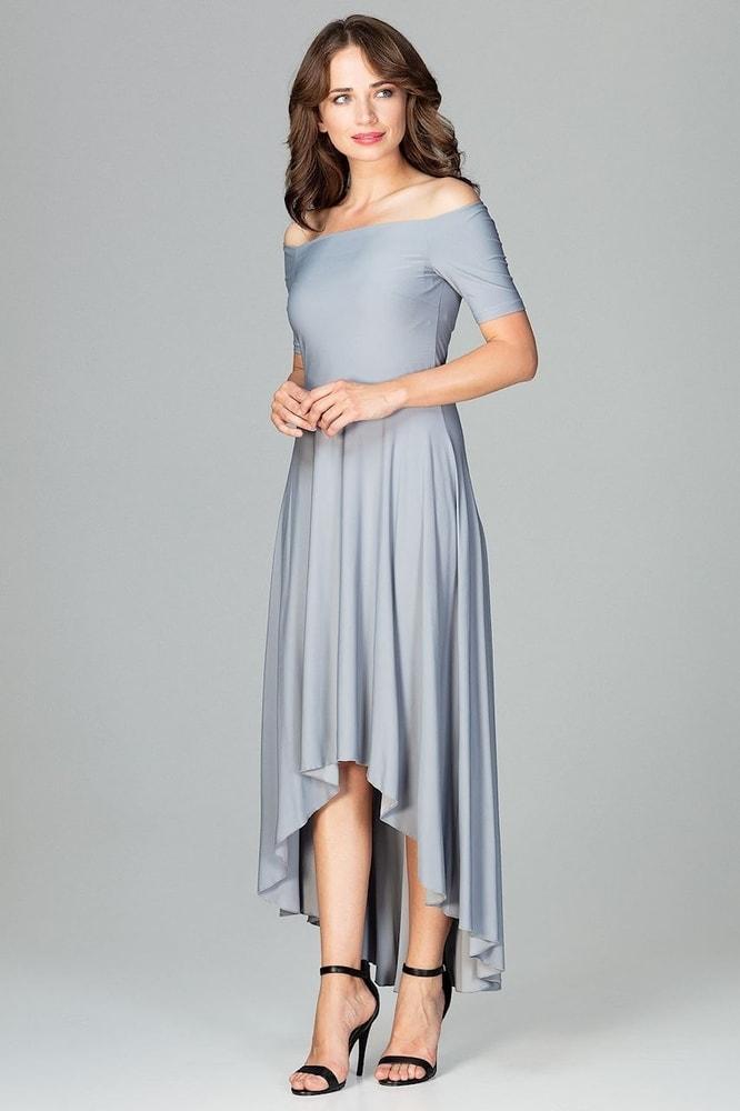 f97cdb42d295 Dámske elegantné šaty - Ptakmoda - Dlhé spoločenské šaty - vasa ...