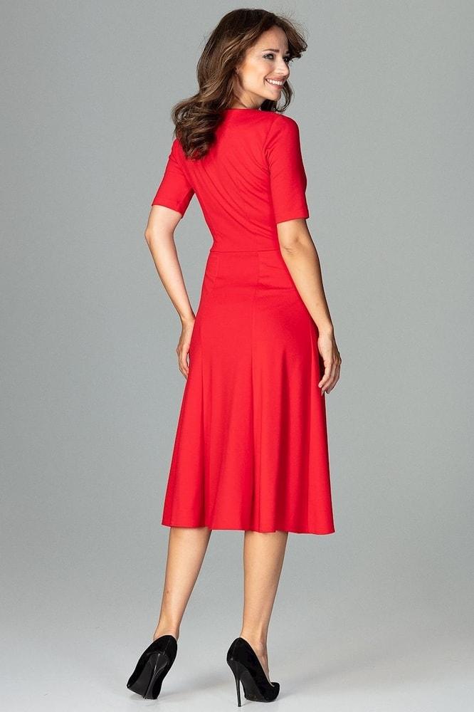 fcae9ee2d024 Dámske elegantné šaty - Ptakmoda - Šaty pre voľný čas - vasa-moda.sk