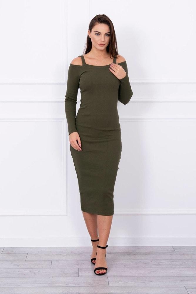 dd16681841d0 Elastické dámske minišaty - Kesi - Úpletové šaty - vasa-moda.sk
