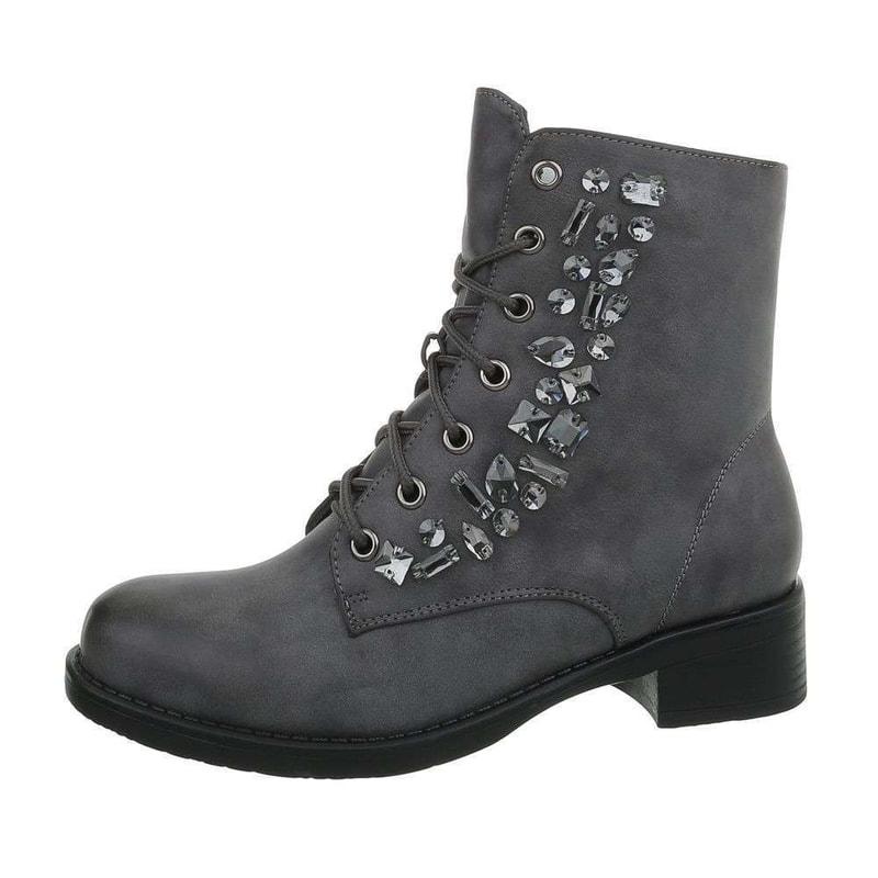 66a90d28ec4a5 Dámske členkové topánky