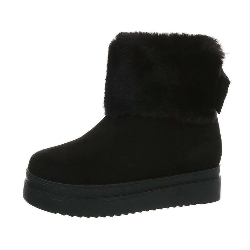 555e60fc578f Dámské sněhule černé - EU - Dámske zimné topánky - vasa-moda.sk