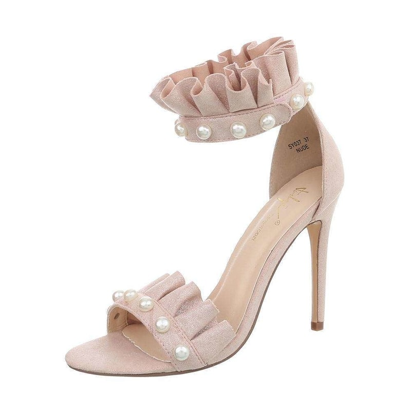 992c685bf2eb Dámské elegantní sandálky - EU - Společenské sandály - i-moda.cz