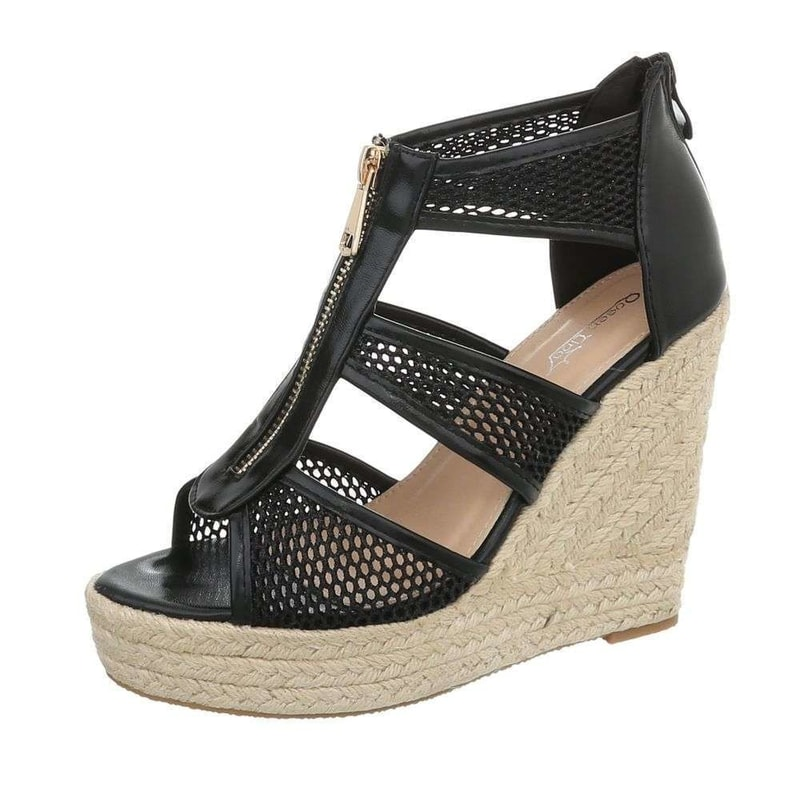 d72f7a43cd Vysoké letné sandále - EU - Letní sandály - vasa-moda.sk