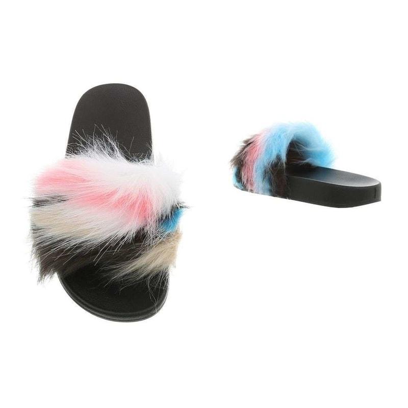 3e74dc25e Chlpaté papuče - EU - Domácí pantofle - vasa-moda.sk