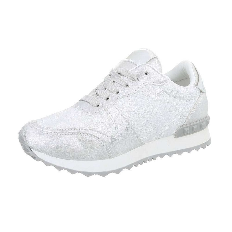 5280267817 Dámské bílé tenisky - EU - Sportovní tenisky - i-moda.cz