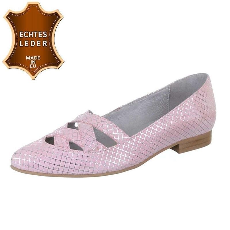 10d98649fa Home ›  Dámska obuv ›  Lodičky ›  Baleríny kožené