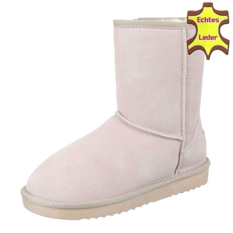 9936ba868f47 Nízké kožené válenky - EU - Dámske zimné topánky - vasa-moda.sk