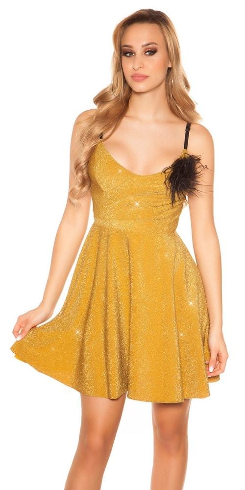 b52c1ada9767 Spoločenské krátke šaty - Koucla - Večerné šaty a koktejlové šaty ...