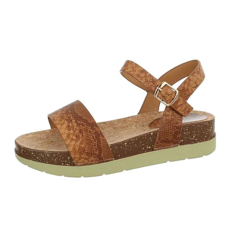 17d50aa00c Dámské sandálky korkové - EU - Letní sandály - i-moda.cz