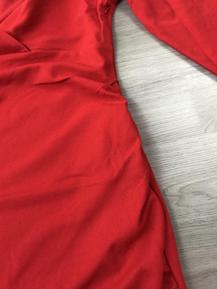 b1816a833f60 Červené dámské šaty - bazar - Koucla - Bazár - vasa-moda.sk