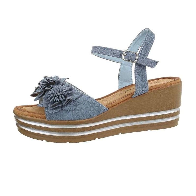 f329a4ca148c8 Letní sandálky na platformě - EU - Letní sandály - vasa-moda.sk