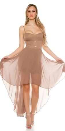 65c1e513018c Plesové dámske šaty - Koucla - Krátke plesové šaty - vasa-moda.sk
