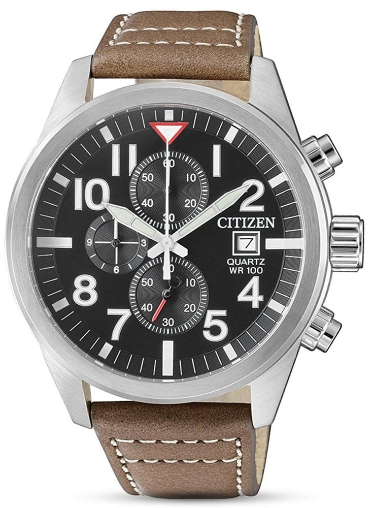 Citizen Quartz Chronograph AN3620-01H