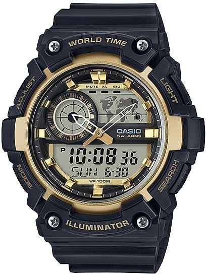 Casio Collection AEQ-200W-9AVEF