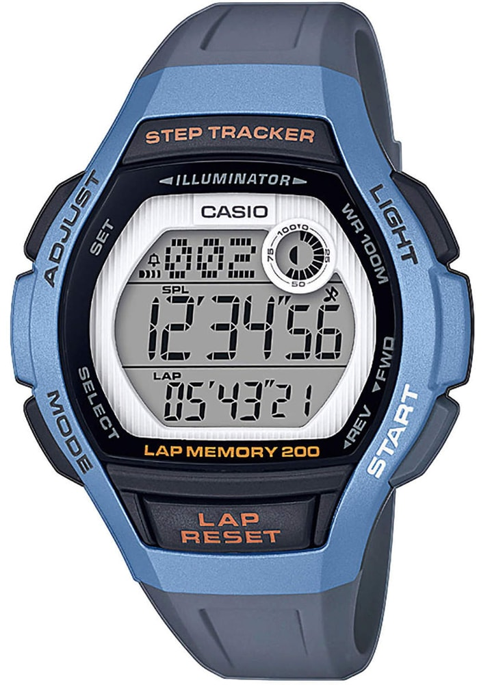 Casio  Youth Step Tracker  LWS-2000H-2A