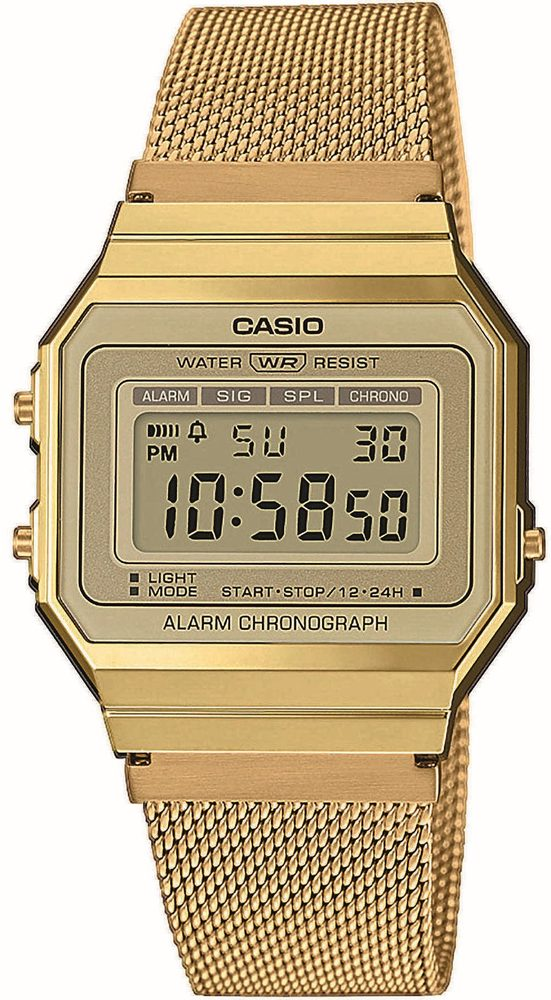 Casio Retro A700WEMG-9AEF