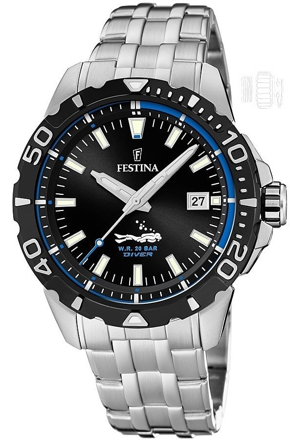 Festina The Originals Diver 20461-4