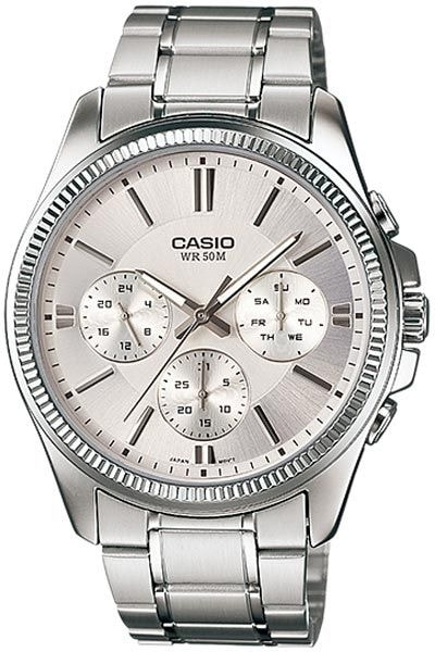 Casio Enticer Chronograph MTP-1375D-7AVDF