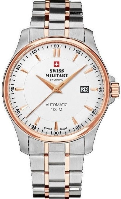 Swiss Military Automatic SMA34025.09