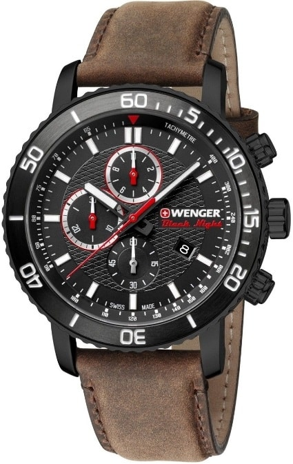 Wenger Roadster Black Night 01.1843.107