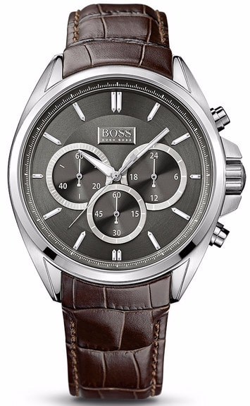 Hugo Boss Black Contemporary Sports Driver Chrono 1513035