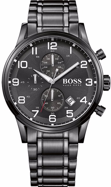 Hugo Boss Black Contemporary Sports Aeroliner Chrono 1513180