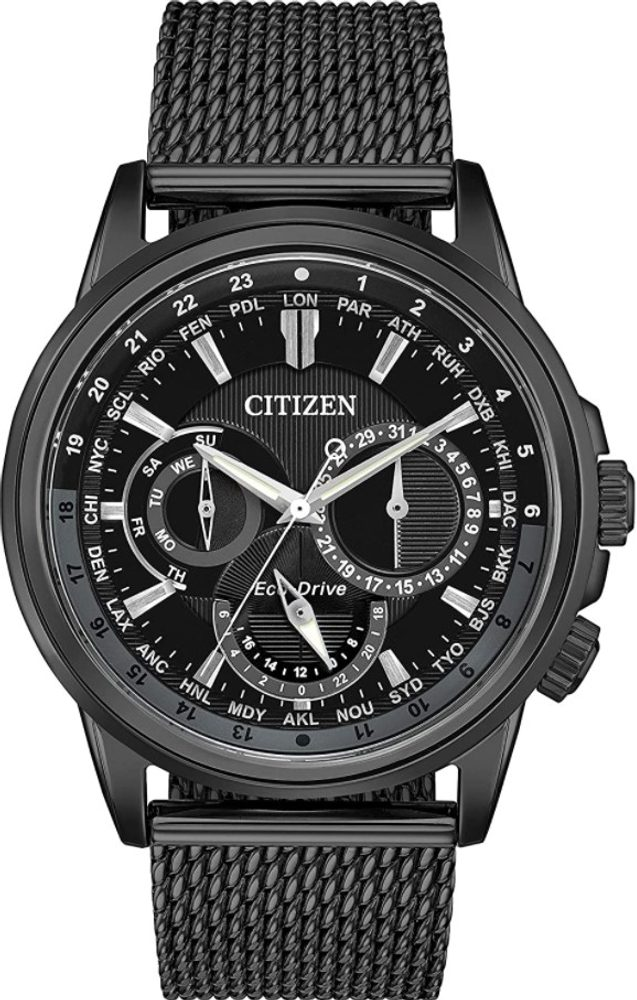 Citizen World Time BU2025-76E