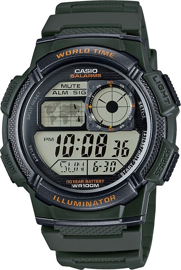 Casio Collection AE-1000W-3AVEF