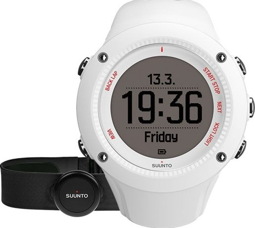 Suunto AMBIT3 RUN White HR SS021259000