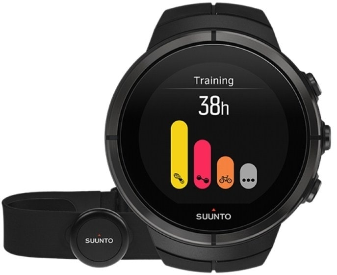 Suunto Spartan Ultra All Black Titanium (HR) SS022654000